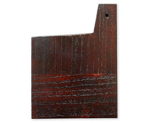 【商品名】鍋敷A・カッティングボード 【寸法(mm)】W150×H200×D15 【価格】5,500円