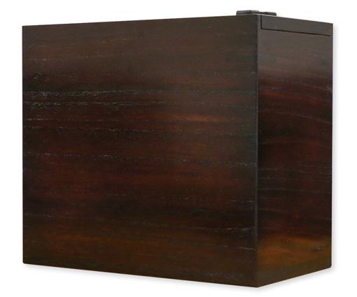 【商品名】米びつ(漆塗仕上げ)3kg 【寸法(mm)】W170×H180×D255 【価格】19,800円