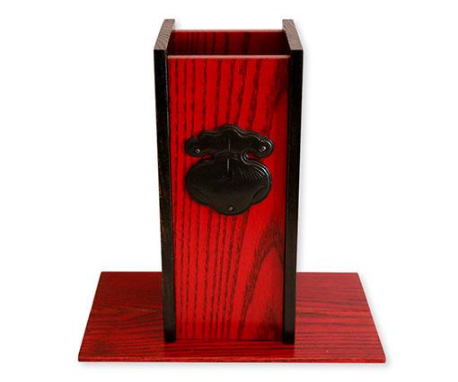 【商品名】花瓶A(巾着) 【寸法(mm)】W800×D88×H200